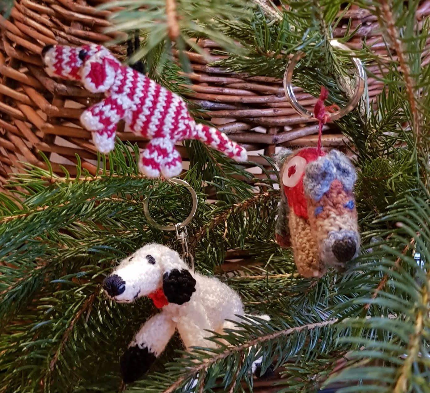 Häkelhund, Adventskalender2019