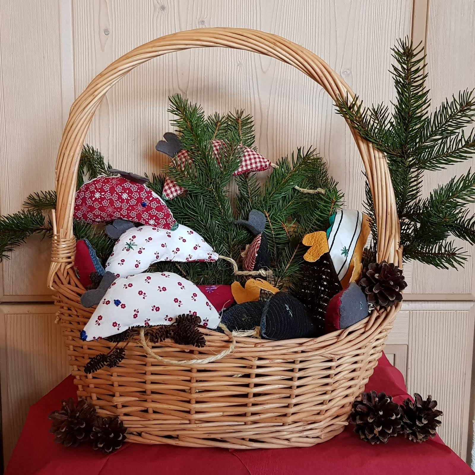 Stinkemäuse, Adventskalender 2019
